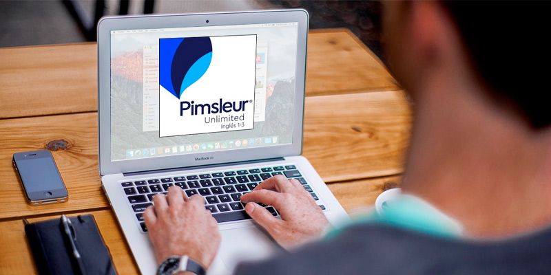 Pimsleur Method Learn English in the use