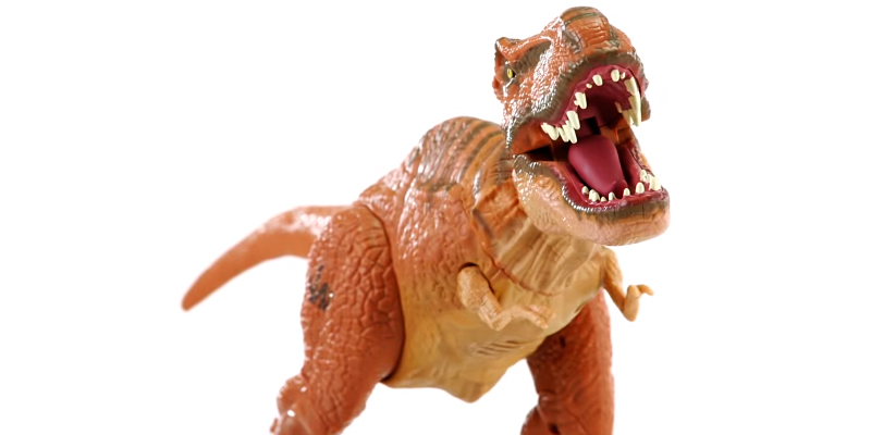The Toys Have Continued To Impress With Outstanding Quality And Innovative Fun Play Features New Thrash N Throw Tyrannosaurus