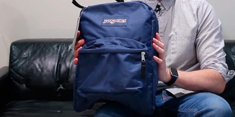 Review of JanSport Superbreak Hiking Backpack