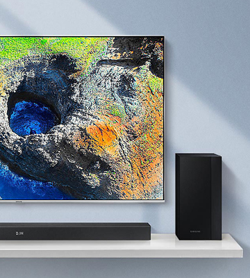 Review of Samsung HW-M360/ZA Wireless Audio Soundbar