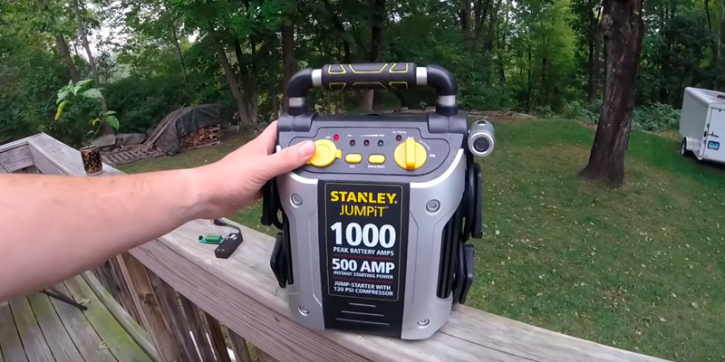 Review of Stanley J5C09 1000 Peak Amp with Compressor