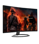 Sceptre C278W-1920R 27-Inch Curved Monitor (FullHD, 75Hz)