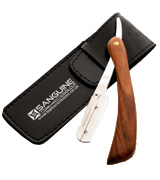 Sanguine Wood-r5 Straight Razor