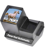 Pana-Vue Automatic Lighted Slide Viewer for 35mm with AC Adapter