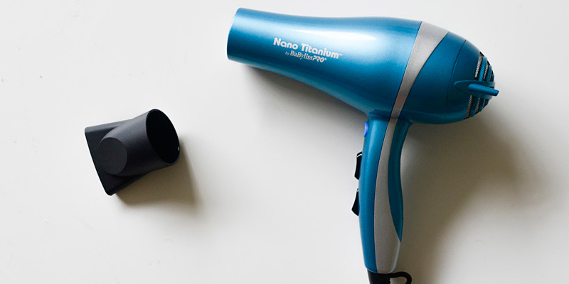 Review of Babyliss Pro Nano Titanium Ionic Hair Dryer