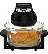 Big Boss Rapid Wave Halogen Infrared Convection Countertop Oven