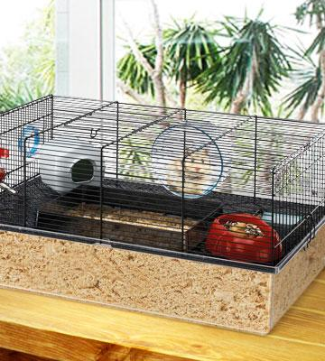Review of Ferplast FAVOLA Hamster cage with high bottom