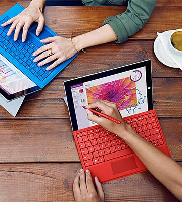Review of Microsoft Surface 3 64GB Multi-Touch Tablet