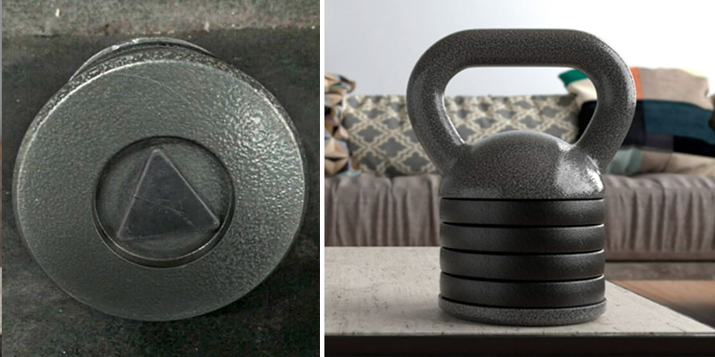 Review of Apex APKB-5009 Adjustable Heavy-Duty Exercise Kettlebell Weight Set
