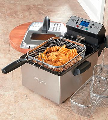 Review of Waring Pro DF280 Professional Deep Fryer