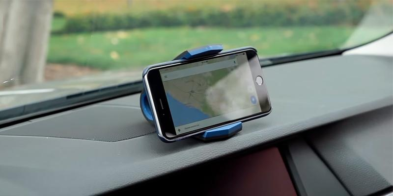 Review of Spigen® Car Mount Phone Holder