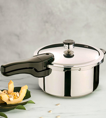 Review of Presto 01341 Stainless Steel Pressure Cooker