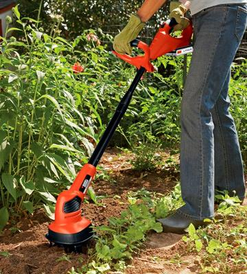 Review of Black & Decker 20-Volt Lithium Ion Cordless Garden Cultivator/Tiller