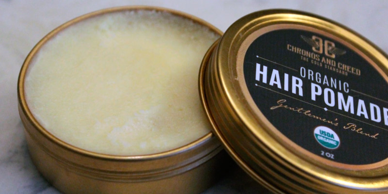 Review of Chronos And Creed Organic Hair Pomade