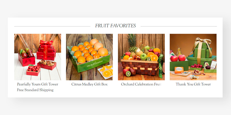 Detailed review of The Fruit Company Organic Fruit Baskets and Gifts