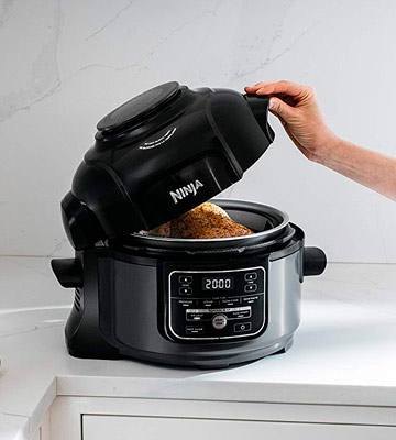 Review of Ninja OP101 Foodi 7-in-1 Pressure, Slow Cooker, Air Fryer and More