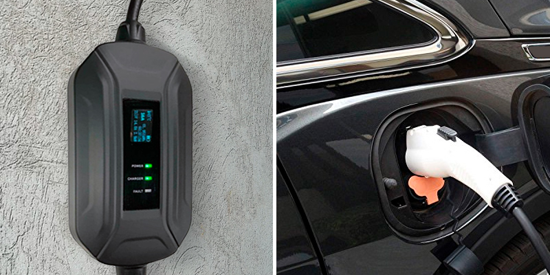 Review of PRIMECOM Portable EVSE Smart Electric Car Charger