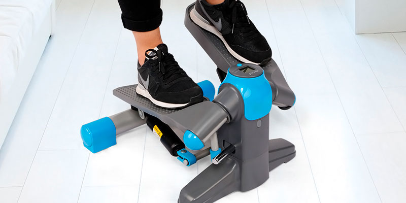 Review of Loctek FP1 Exercise Stepper Mini
