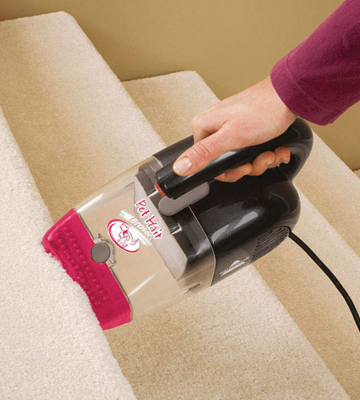Review of Bissell Pet Hair Eraser Handheld Vacuum, Corded, 33A1