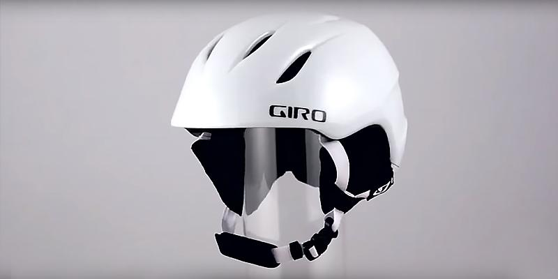 Giro Launch Plus Snow Helmet - Kid's in the use