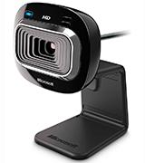 Microsoft HD-3000 LifeCam Webcam
