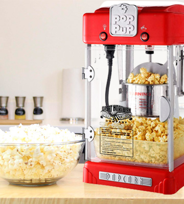 Review of Great Northern 6074 Pop Pup Retro Style Popcorn Popper