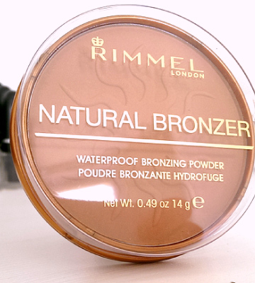 Review of Rimmel Natural Bronzer