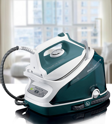 Review of Rowenta DG7530 Steam Iron Station