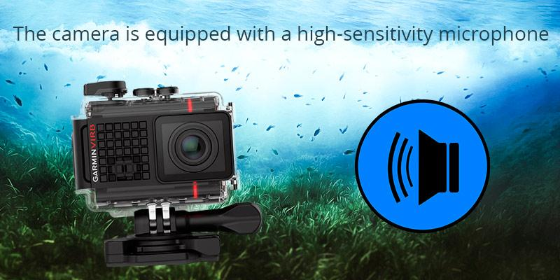 Garmin VIRB Ultra 30 Action Camera application