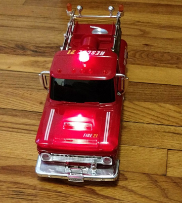 Review of KidiRace Remote Control Fire Engine Truck