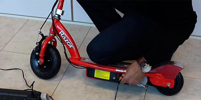 Detailed review of Razor E100 Electric Scooter