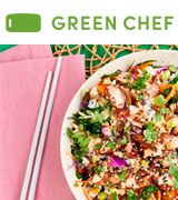 Green Chef Vegan Meal Delivery