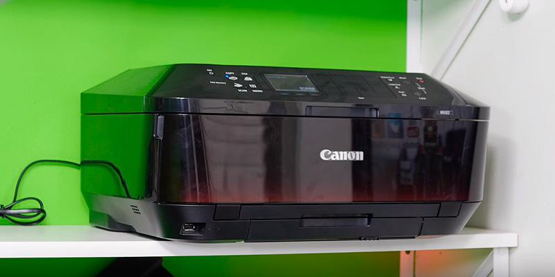 Review of Canon MX922 Wireless Office All-In-One Inkjet Printer