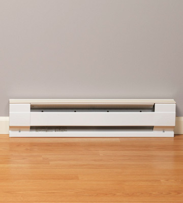 Review of Cadet Manufacturing 09956 Baseboard Hardwire Electric Zone Heater