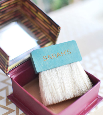 Review of Benefit Hoola Bronzing Powder