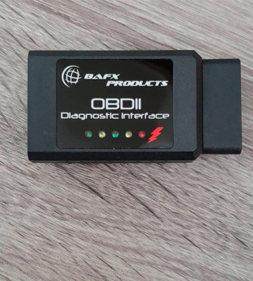 Review of BAFX Products OBDII Diagnostic Interface Reader Scanner