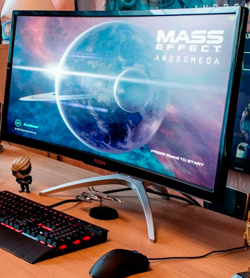 Review of AOC AG352UCG Curved Gaming Monitor