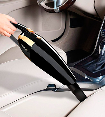 Review of RYTEK ZY-3301-A Car Mini Vacuum