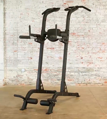 Review of Fitness Reality X-Class High Capacity Multi-Function Power Tower