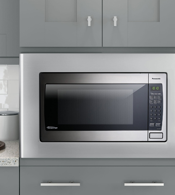 Review of Panasonic NN-SN966S Countertop/Built-In Microwave Oven