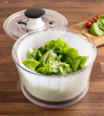 Review of OXO 32480 Good Grips Salad Spinner