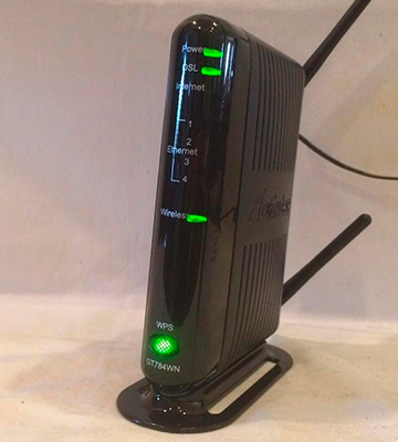 Review of Actiontec GT784WN ADSL Modem Router