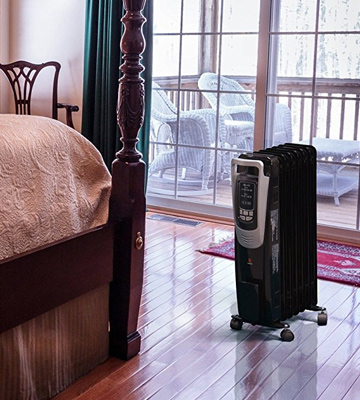 Review of NewAir AH-450B Electric Oil-Filled Space Heater