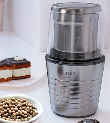 Review of HOMIA Mølle Coffee and Spice Grinder Set