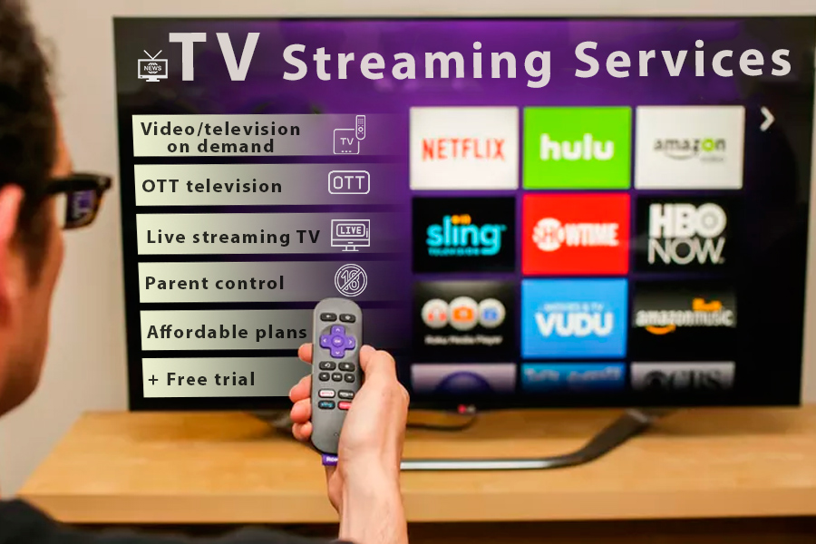 Comparison of TV Streaming Services