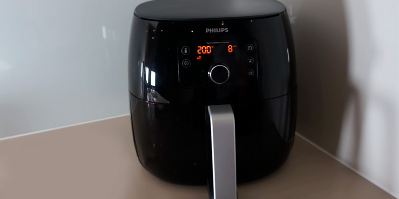 Review of Philips HD9650/96 Digital Twin TurboStar Air fryer