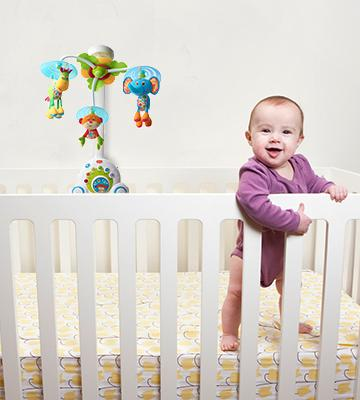 Review of Tiny Love Soothe 'n Groove Baby Mobile