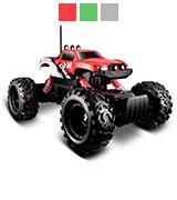 Maisto 83022 R/C Rock Crawler Radio Control Vehicle