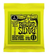 Ernie Ball Regular Slinky Nickel Wound Sets