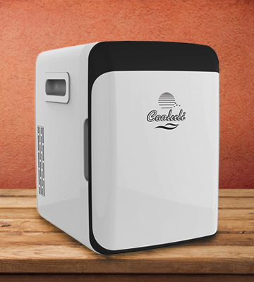 Review of Cooluli CMF10LW Electric Cooler and Warmer Electric Cooler and Warmer (10 Liter / 12 Can)